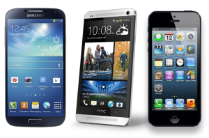 Smartphones are now selling better than basic phones