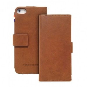 Decoded Leather Wallet Case iPhone 5