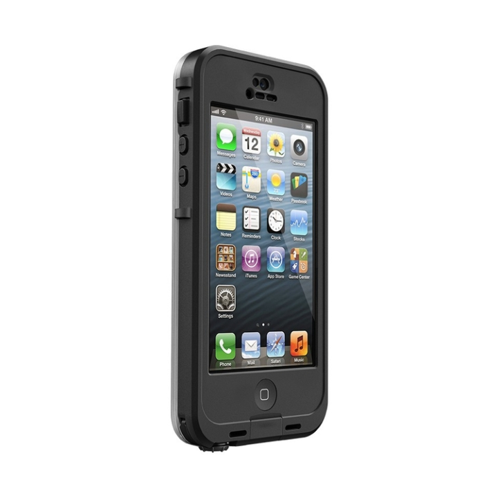 Lifeproof nuud black iPhone case