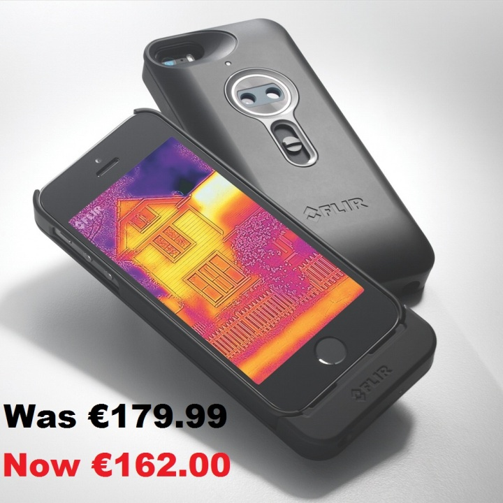 flir thermal camera black friday